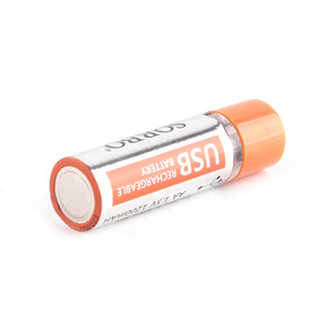 Image 4 - Original Sorbo USB Rechargeable Battery AA 1.5V 1200mAh Quick Charging Li po Battery Quality AA Batteries Bateria RoHS CE
