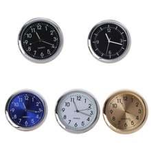 Универсальные автомобильные часы электронные на приборной панели