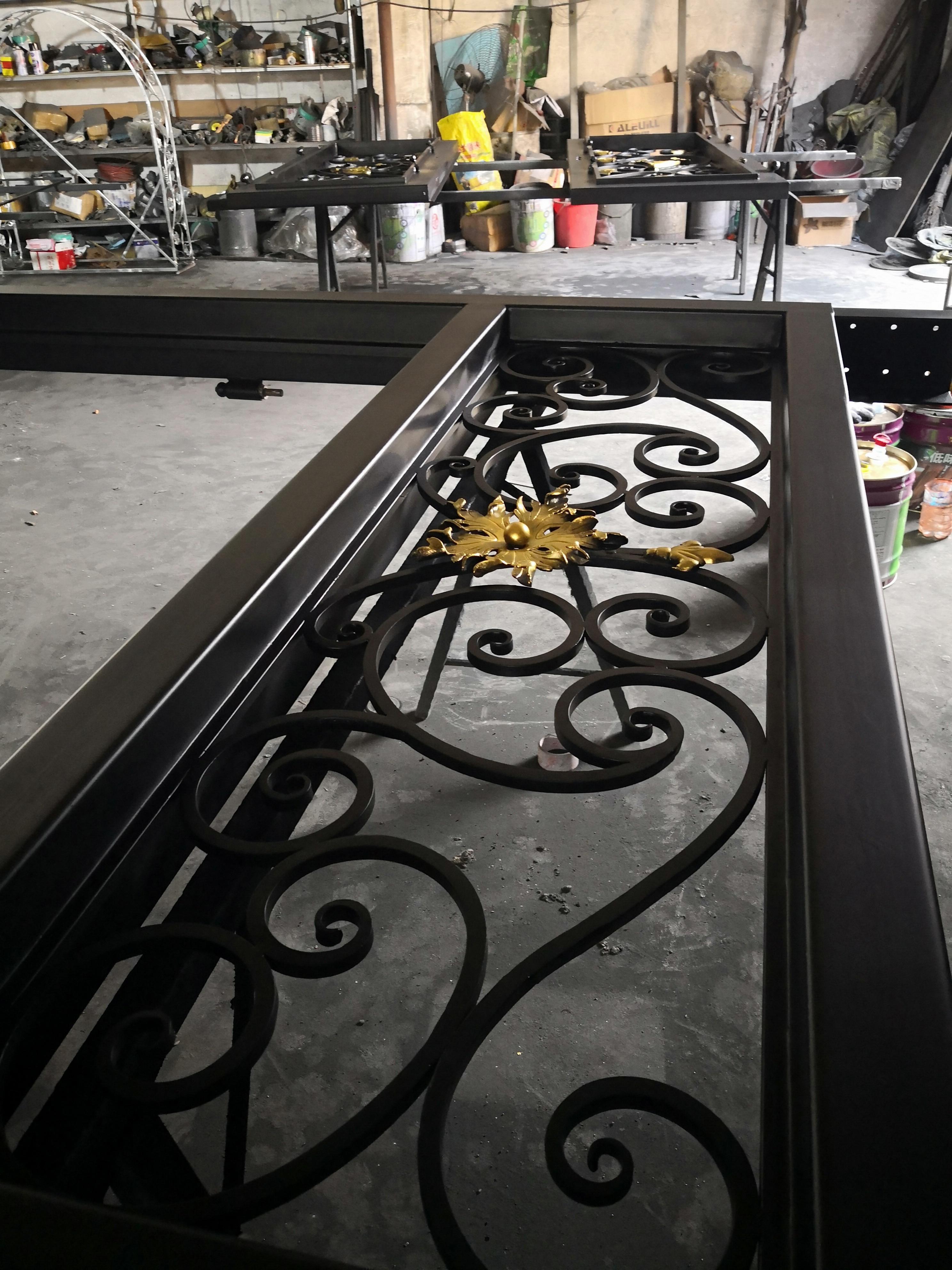 Hench 100% Steel Iron Doors  Model Hc-id110