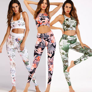 2Pcs Yoga Sets Women Sportswea