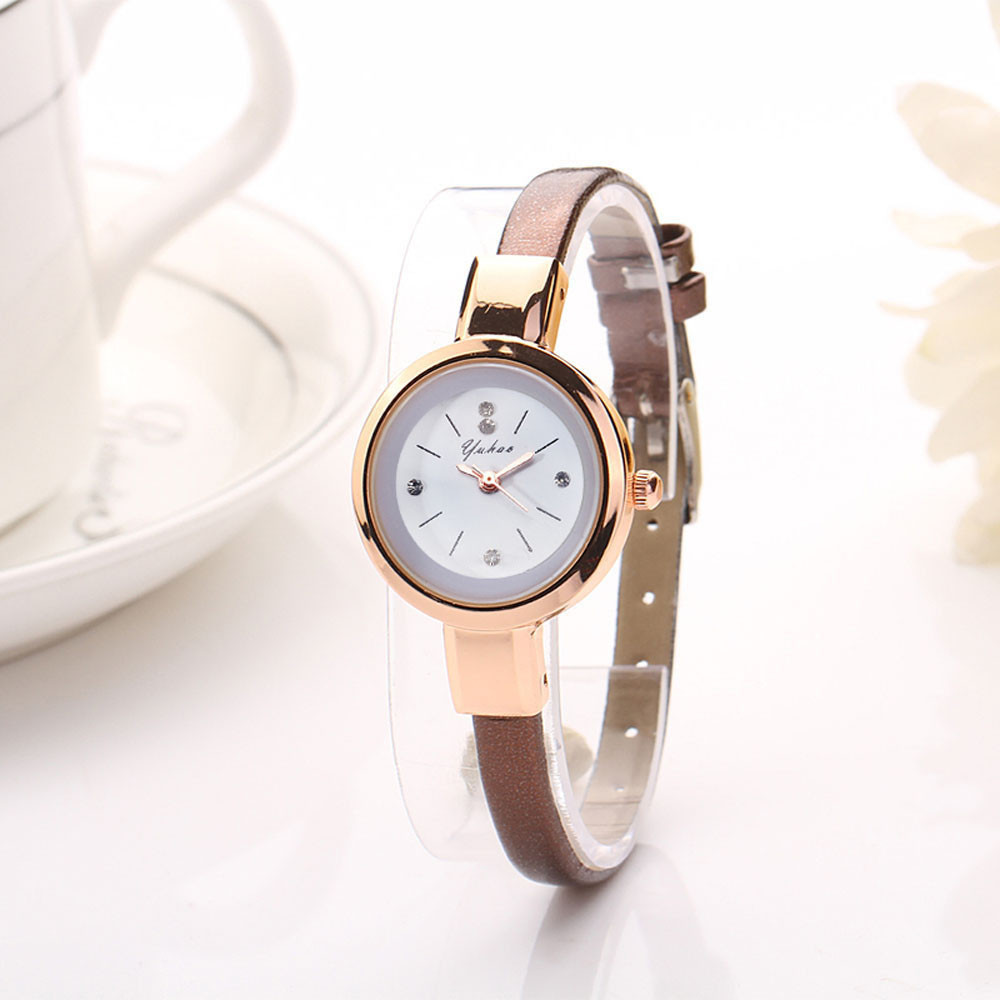 Modern Fashion Quartz Watch Men Women Mesh Stainless Steel Watchband High Quality Casual Wristwatch Gift For Female Hot Sale &50