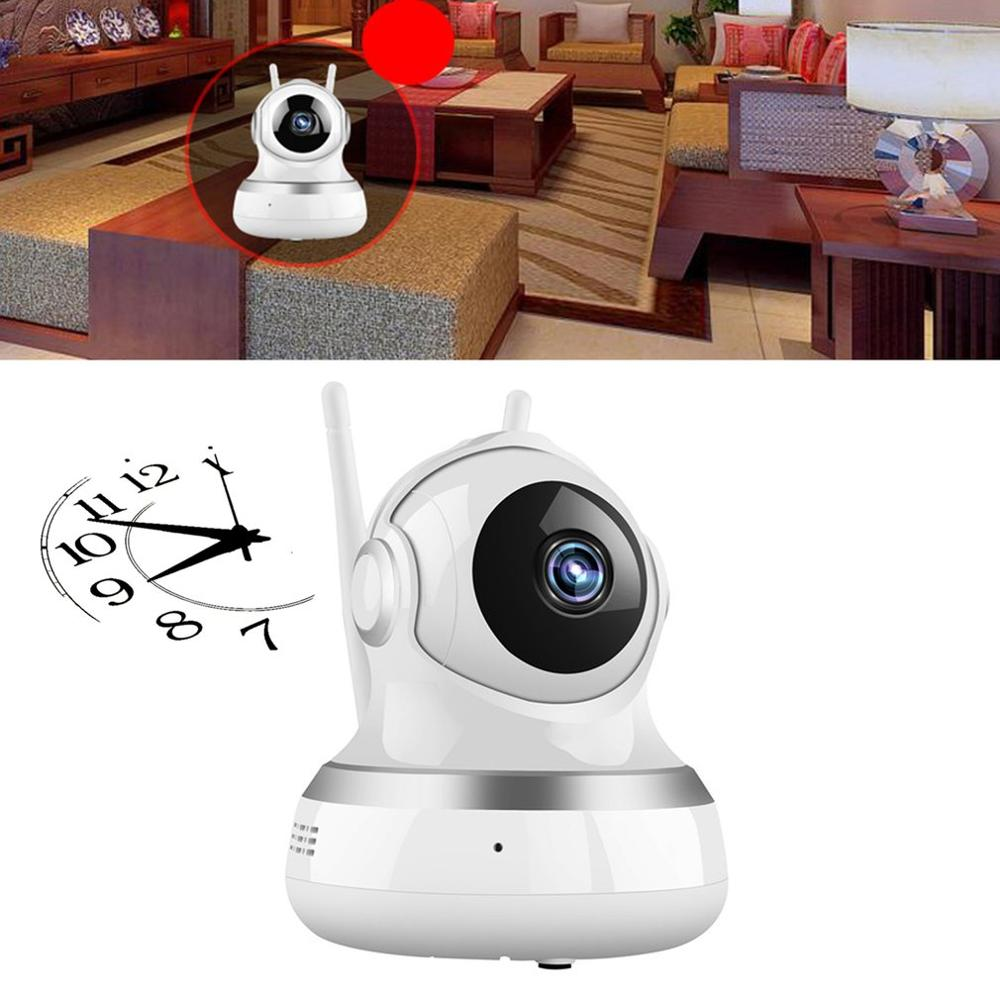 Professional Small Size Wireless 1080P Full HD WIFI IP Network Camera CCTV Home Security IR Night Vision Audio Camera image