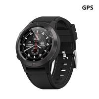 Neue M4 Smart Uhr Männer Frauen 2021 GPS Smart uhr Android IOS IP67 Wasserdicht Kompass Barometer Musik Control Bluetooth Anruf