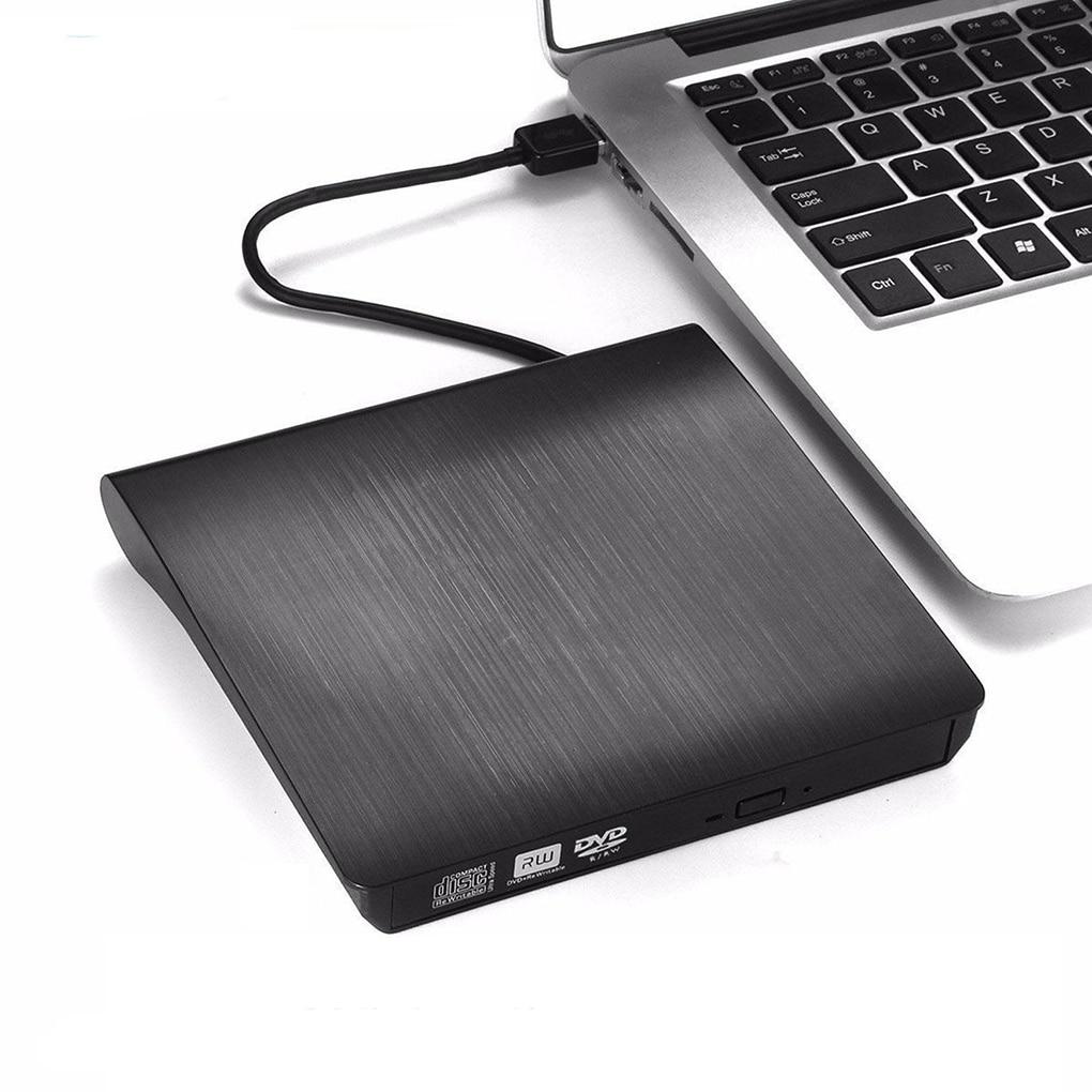 USB 3.0 DVD-ROM Optical Drive External Slim CD ROM Disk Reader Desktop PC Laptop Tablet Promotion DVD Player External Drive