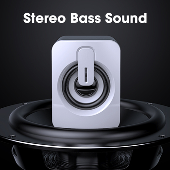 Computer Speakers Stereo Home Cinema Sound Box Subwoofer Loudspeaker for PC Laptop Notebook Soundbar Not Bluetooth Speaker 3
