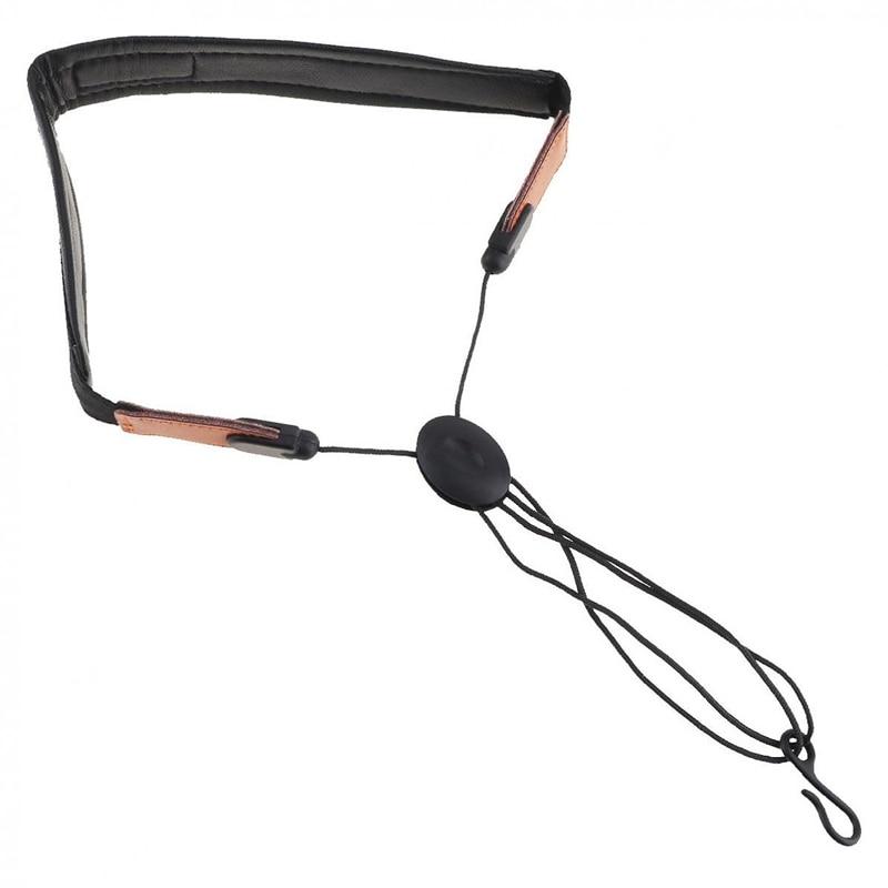 Musical Instruments Accessories Black Neck Strap Single Shoulder Strap With Black For Clarinet / Alto Saxophone / Saxophone