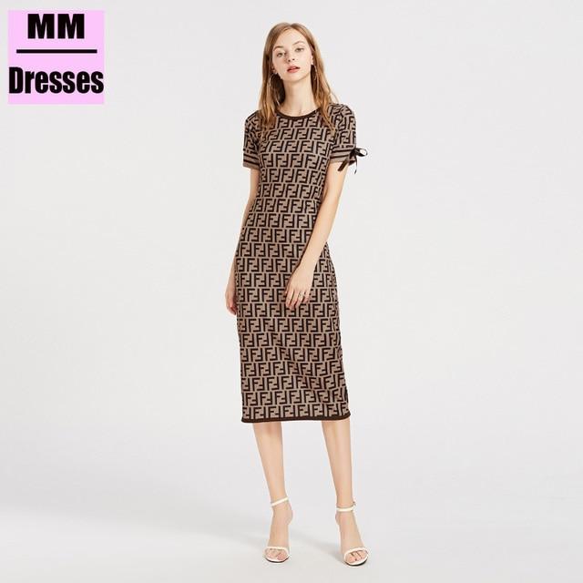 MM-Dresses Store Season Clearance Digital printing Short Sleeve Women Dress Only Postage Summer Fashion Women Dress 2020 2