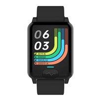 Lerbyee-reloj inteligente deportivo para hombre y mujer, pulsera con Monitor de ritmo cardíaco y temperatura corporal, ECG, Control de música, #30