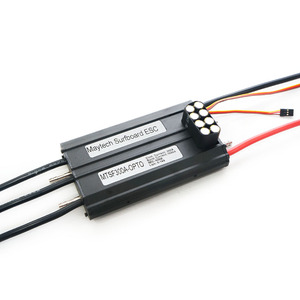 Image 3 - Maytech 300A ESC Electric Surfboard Speed Controller High Voltage 14S 58.8V ESC for DIY Efoil Hydrofoil with Progcard