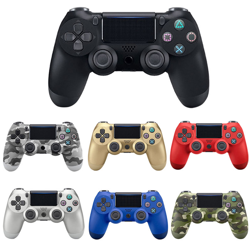 Joystick Playstation-Dualshock Ps4 Controller Mando Bluetooth 4-Gamepad Wireless/wired title=