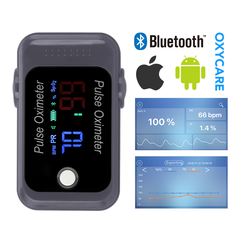 Oximeter Finger Pulse Oximeter Medical Accurate Finger Pulse Oximeter Saturator Blood Oxygen Saturation