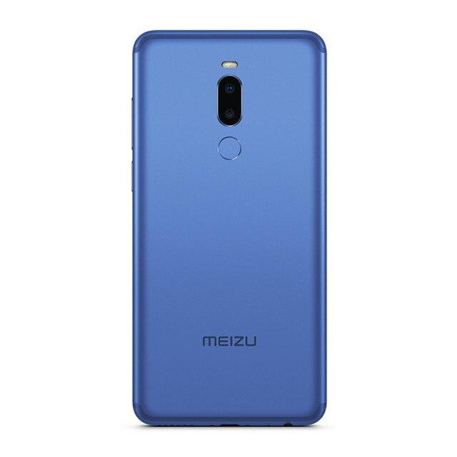 Global ROM MEIZU Note 8 Mobile Phone Dual SIM 4GB 64GB Snapdragon 632 Octa Core 6.0 inch 1080x2160p 3600mAh Battery phone 5