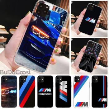 Top car BMW Phone Case for iPhone 8 7 6 6S Plus X 5S SE 2020 XR 11 pro XS MAX 12 12Mini image