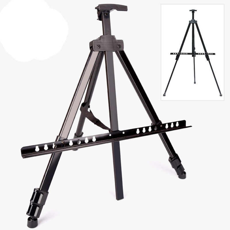 Children Watercolor Rack Folding Frame Tie Hua Jia Portable Hand-Painted Rack Drawing Board Holder Tripod Showing Stand