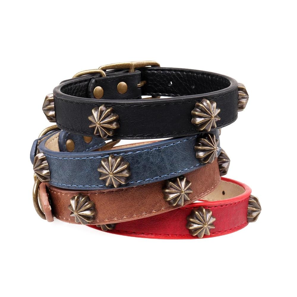 Amin Lattice Gu Tong Ding Pet Collar Dog Neck Ring