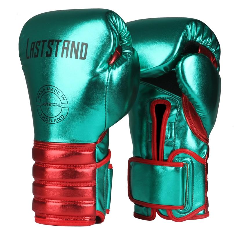 Guanti da Boxe senoir Sacco Da Boxe Guanti da MMA Muay Thai Allenamento Sparring 12 OZ