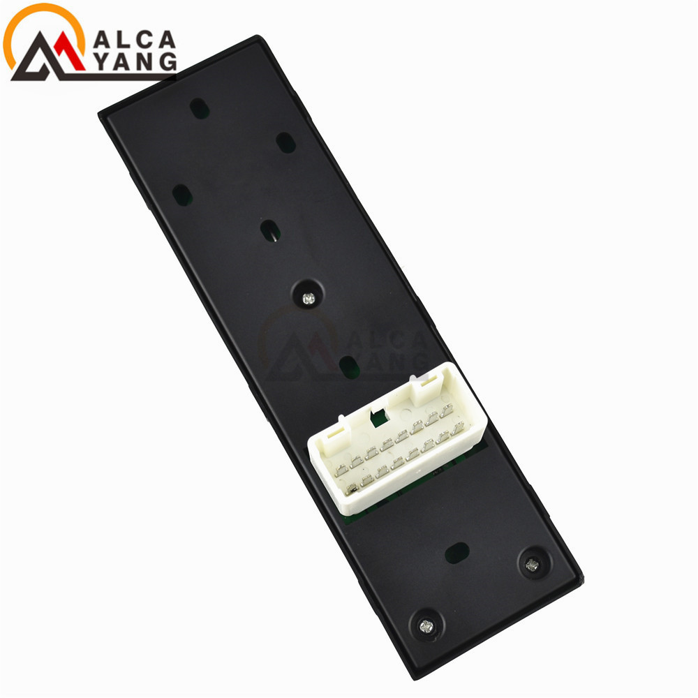 Genuine Driver Power Window Switch Assembly Fits: HYUNDAI 2007-2010 Elantra