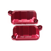 Billet CNC Coperchio Del Cilindro Del Motore Spina Set Per ZONGSHEN NC250 Bosuer KAYO Xmotor Apollo 250CC Motocross Moto Dirt Bike(China)