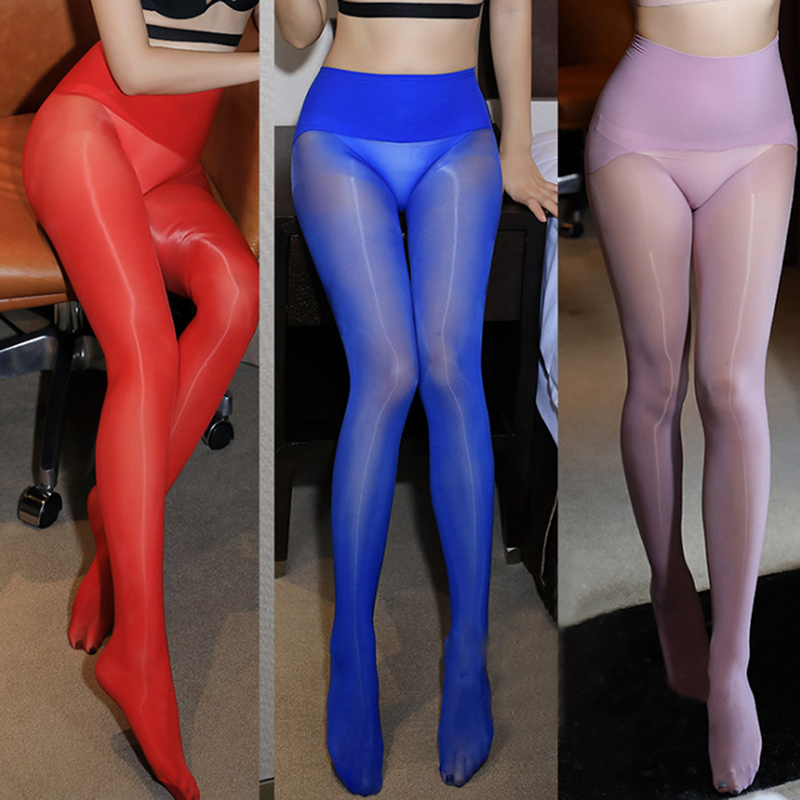 <font><b>Erotic</b></font> <font><b>Lingerie</b></font> <font><b>Sexy</b></font> Pantyhose <font><b>Open</b></font> <font><b>Crotch</b></font> <font><b>Sexy</b></font> Stockings Sheer Crotchless Tights <font><b>For</b></font> <font><b>Women</b></font> Thigh High Female Stockings image