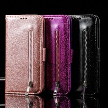 Luxury Wallet Flip Case For Samsung Galaxy A70 A50 A40 A30 A20 A10 A7 2018 A6 A5 2017 J4 Plus J6 J5 J3 Girl Leather Phone Cover(China)
