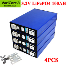 Battery-Pack Car-Solar-Inverter 300A Lithium-Iron DIY Lifepo4 Motorcycle Electric Phospha