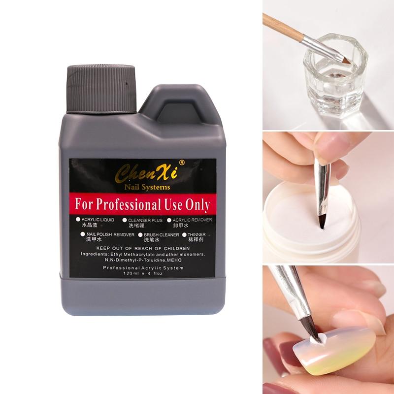 75/120/150 мл Акриловая жидкость для профессионального дизайна ногтей салонные инструменты для маникюра акриловый Жидкий Гель-лак для ногтей и...