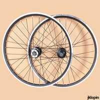 24 pouces vtt vtt vélos V frein à disque roue jante roues 32 trous moyeux pièces jante jantes