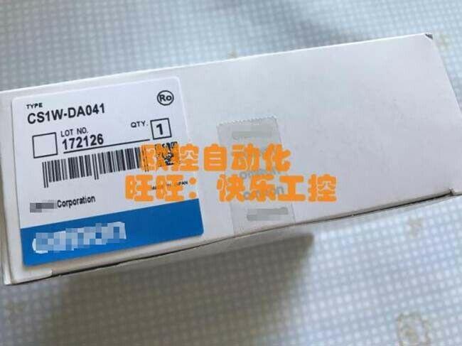 For CS1W-DA041 PLC Module