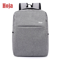 High quality fashion back pack gray comfortable anti theft laptop backpacking school backpack business backpacks travel bag