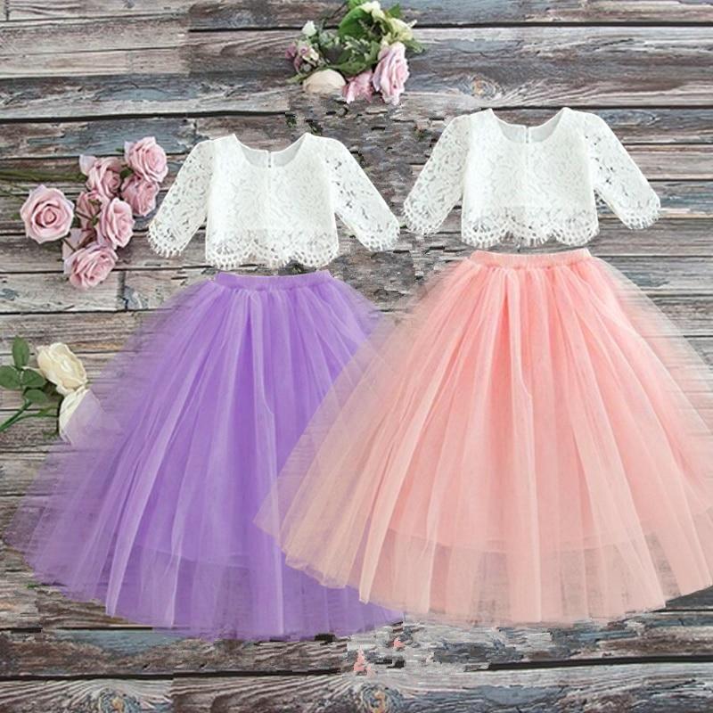 Crianças vestidos para meninas de manga cheia rena floco de neve impressão vestido de ano novo traje da princesa vestido crianças roupas de natal