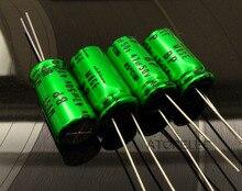 10 יחידות חדש Nichicon MUSE BP ES 47 uF/50 V (Bi) קוטביים שאינם Nonpolar דו קוטבי HiFi קבלים אודיו