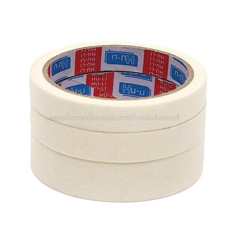 Masking Tape 15/18/24mm Single Side Tape Adhesive Crepe Paper For Oil Painting Masking Tape O28 19 Dropship