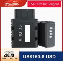 OBD2 جديد وصول PSA COM PSACOM لبيجو/لسيتروين استبدال Lexia 3 PP2000 PSA COM بلوتوث التشخيص والبرمجة