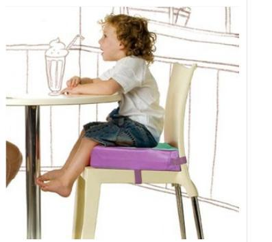 Children Increased Chair Pad Adjustable RemovableBaby Dining Cushion  Highchair Chair Booster Cushion Seat