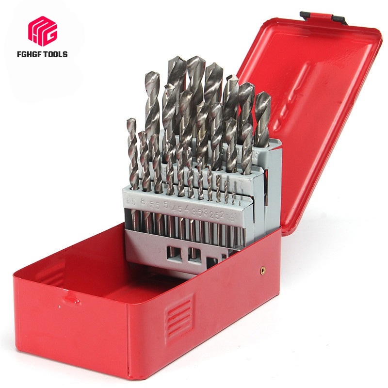 12mm 2 pieces SHIPS FROM USA Twist Drill bits Metric High speed steel hss