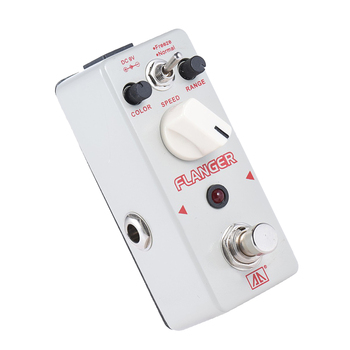 Effective Effects Pedal DC 9V True Bypass Pedal Effect, White