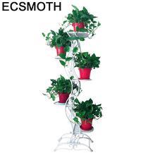 Rek dekru dekarosion dekoracyjna przypinka dekoracja zewnętrzna Mensole Per Fiori Balkon stojak na rośliny Balcon półka kwiat żelazny stojak tanie tanio ECSMOTH