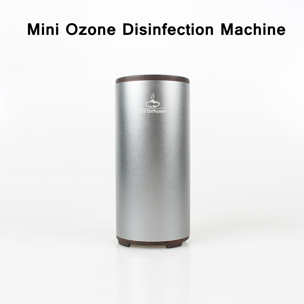 Ozone Deodorization Disinfection Machine Wireless Portable Car Sterilizer Formaldehyde Air Purifier For Home Office