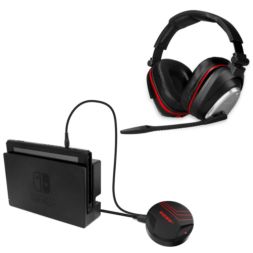 Wireless Gaming Headset For Xbox One 7 1 Surround Sound Wireless Headphones With Background Music And Chat Usb Wireless For Xbox