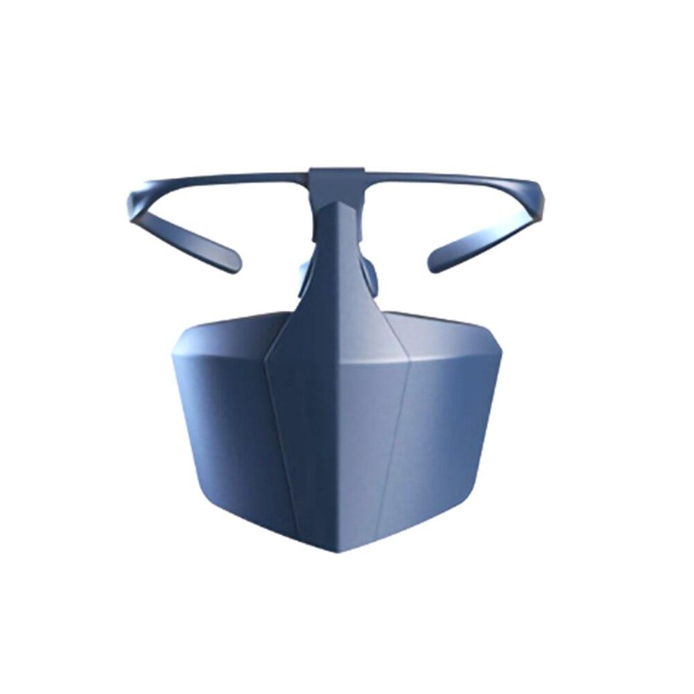 Protective Coronavirus Masks Face Shield Against Anti-fog Isolation face shield Breathable Reusable Protective Cover Dropship 36