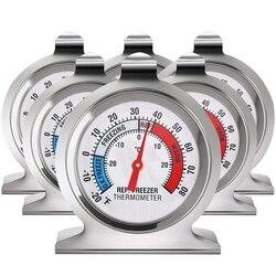 Gorąco! Lodówka termometr do zamrażarki klasyczna seria duży termometr termometr temperatury termometr do lodówki zamrażarka Frid