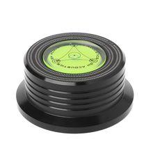 قرص تسجيل فينيل عالمي, سبائك الألومنيوم 50 هرتز LP قرص دوار مثبت الوزن المشبك