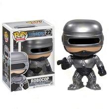 Mô Hình Funko POP RoboCop 22 Vincy Búp Bê Đồ Chơi Mô Brinquedos Bộ Sưu Tập Đồ Chơi Mô Hình Cho Trẻ Em Tặng Anh Hùng Người Hâm Mộ Bộ Sưu Tập