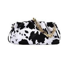 Новая мода молока от известного дизайнера женские сумки через