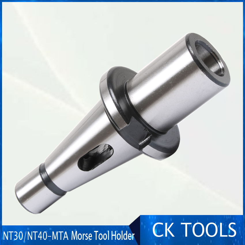 NT30 NT40 ISO40  Tool Holder MTA1 MTA2 MTA3 MTA4 Morse Bit Sleeve NT40-MTA3  Collect Chuck For Milling Machine
