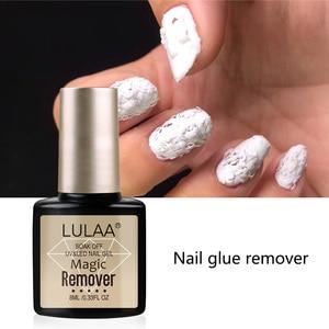 Image 3 - 8ml Nail Gel Magic Remover Gel Soak off Remover Nagellak Verwijderen Primer Acryl Schoon Ontvetter Voor Nail Art lak