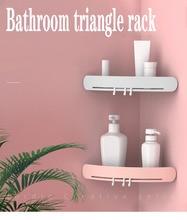 Bathroom Storage Rack Shampoo Shower Shelf Holder Kitchen Storage Rack Organizer Wall-hanging Suction Wall Type Dropshipping printio pornhub snapback