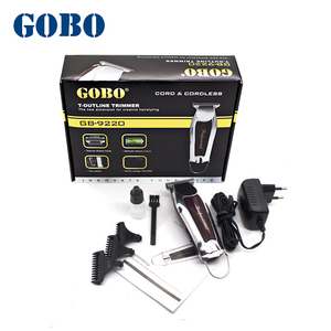 Image 5 - GOBO HOT Selling 0.1mm Professional Hair Clipper Hair Cutter Rechargeable Hair Clipper Haircut Barber Clippers Hair Trimmer