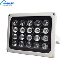CCTV Leds AC 220V 20Pcs IR infrared Array illuminator 850nm Waterproof Night Vision Camera Lamp For Video Surveillance Camera