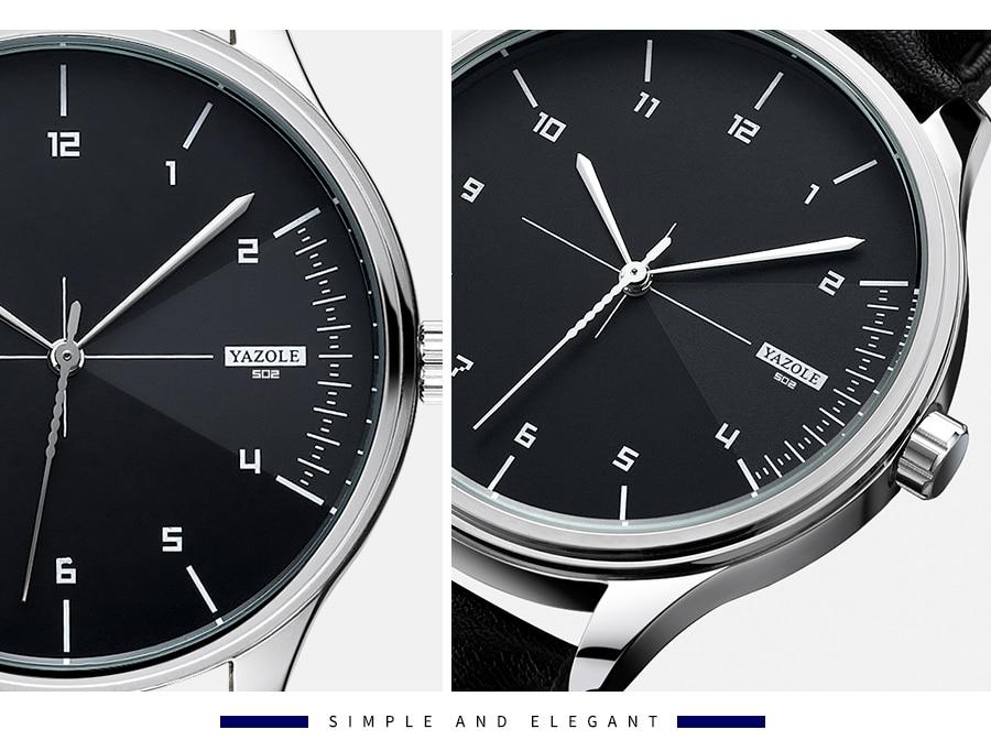 H55e6315f22834bc591acd5d994df0da1h Yazole Watch simple stylish business